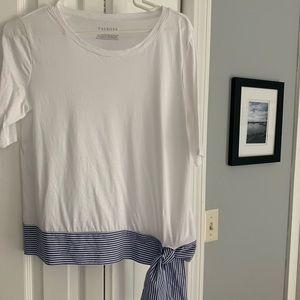 Talbots Pima cotton shirt